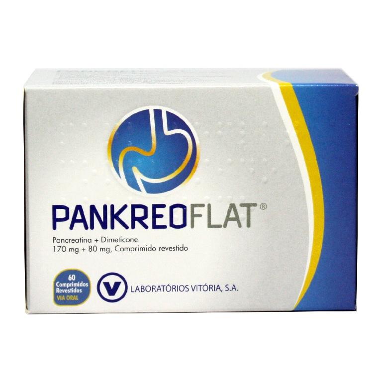 Pankreoflat x 60 comprimidos enfartamento flatul ncia - Meteorismo remedios ...